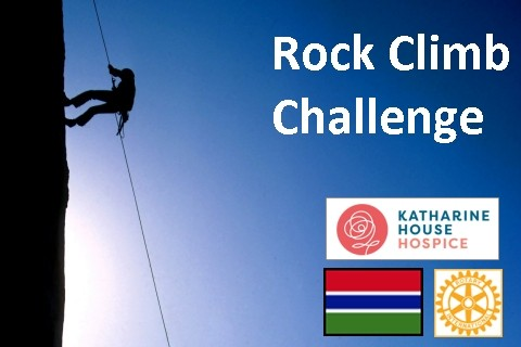 Rock-Face Challenge for Charity – July 2019