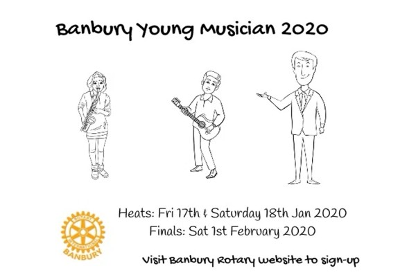 Banbury Young Musician – sign-up Dec 2019