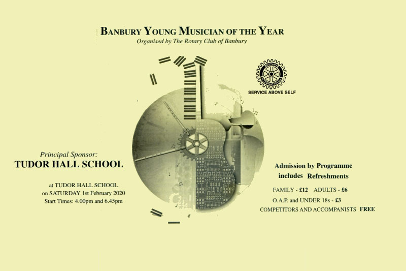 2020 Banbury Young Musician of the Year