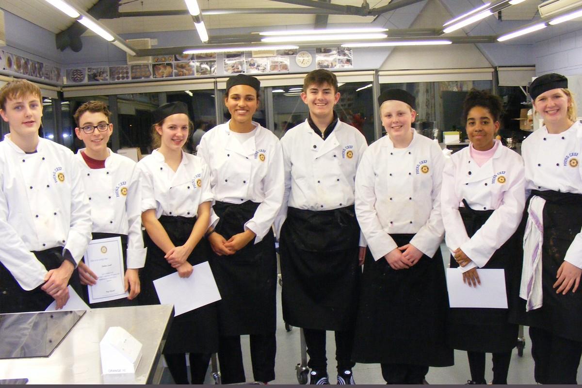 Banbury Rotary Young Chef – Jan 2020
