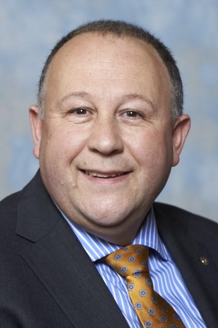 Secretary Mark Recchia