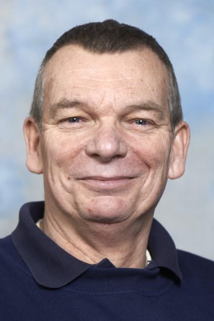 Vice President Alan Wolstencroft