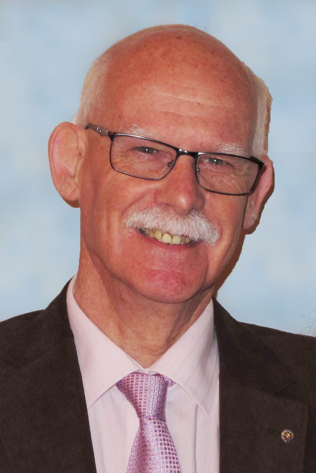 Vice President Paul Gardiner